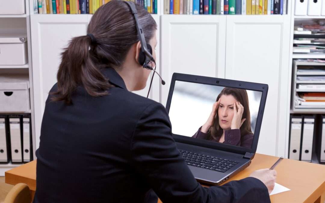 Psychotherapie im Wandel: Künftig mehr Mischformen aus Präsenz- und Videotherapie gewünscht