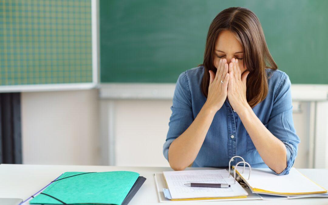Gewalt gegen Lehrkräfte nimmt zu – Besondere Herausforderung für Psychotherapie